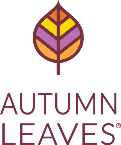 Autumn Leaves Logo_Vertical_Memory Care Track